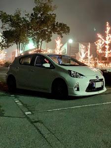 アクア NHP10 G ツーリングパッケージ  2012のカスタム事例画像 あだっち☆さんの2018年12月31日19:34の投稿