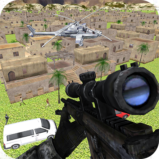 Counter Helicopter Mission 3d