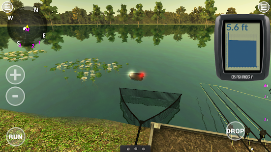 Arcade Carp Fishing - Pike, Perch, Catfish