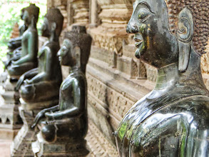 Photo: Buddhist Statues