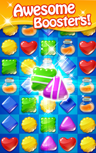 Download Cookie Mania - Sweet Match 3 Puzzle APK on PC