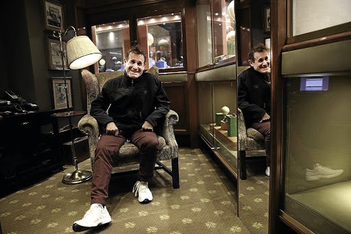 Johnny Clegg is about to embark on a farewell tour. Picture: ALON SKUY/THE TIMES