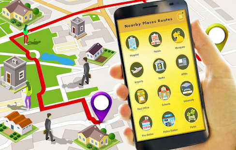 GPS Route Finder & Location POI Tracker Free - Apps on Google Play