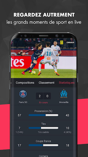 myCANAL, vos programmes en live ou en replay 3.6.1 screenshots 1