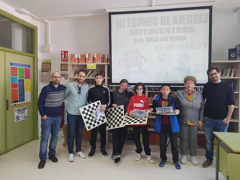 Los ganadores del torneo formativo.