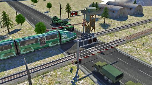 US Army Train Simulator 3D screenshots 5