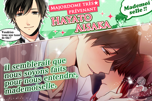 Code Triche Diamond Girl: jeux d'amour Otome otaku games APK MOD screenshots 2