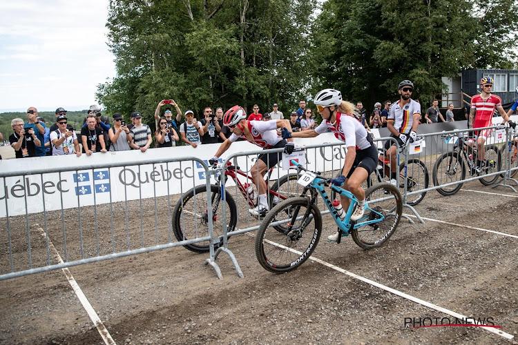 Bij afwezigheid van Van der Poel verlengt wereldkampioen nog maar eens zijn titel in het mountainbike