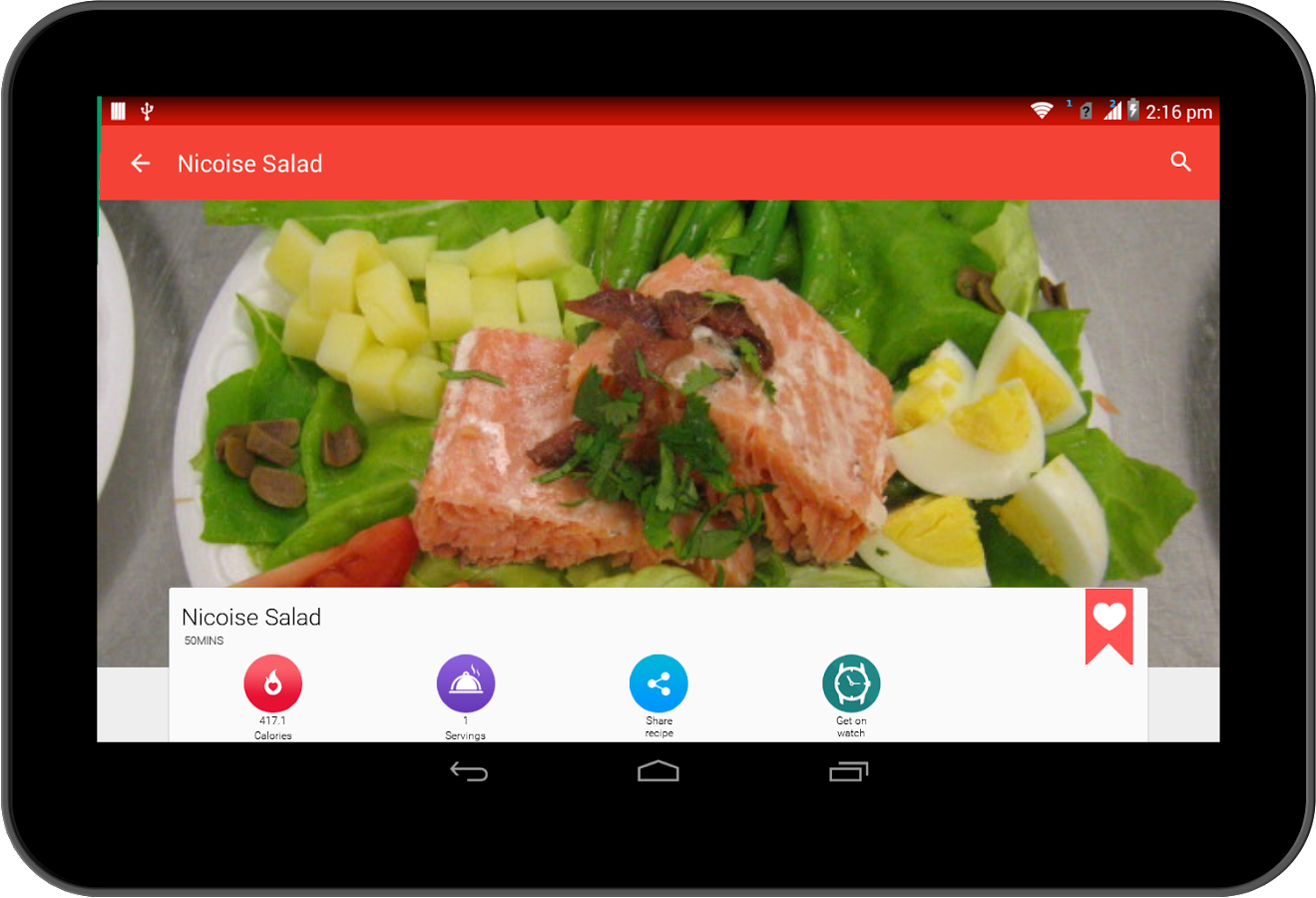 Fish Recipes - Android Apps on Google Play