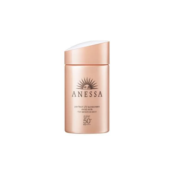 4. ANESSA Perfect UV Sunscreen Mild Milk