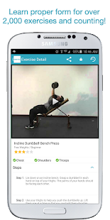 Exercise.com- screenshot thumbnail