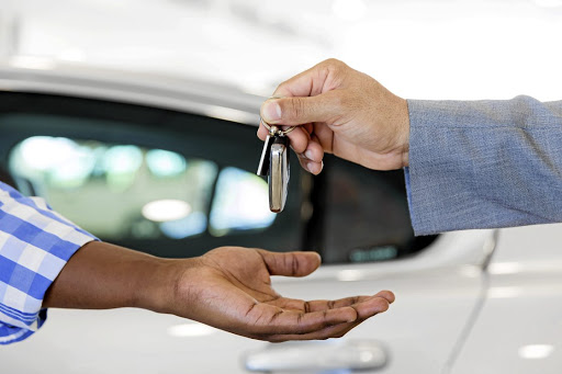 Buy a new car that you can afford and factor in extra costs.