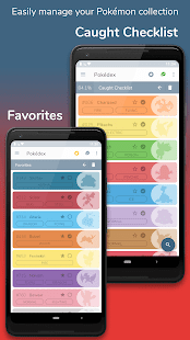 App dataDex - Pokédex for Pokémon APK for Windows Phone