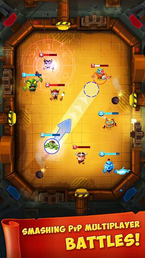 Smashing Four  screenshots 1