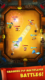 Smashing Four Screenshot