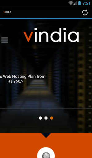 Webhosting Services vindia.net