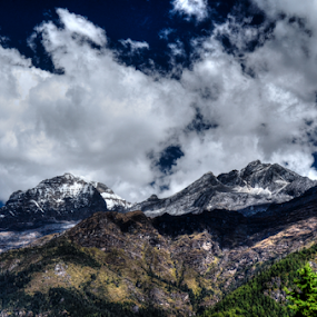 mystic mountains by Riju Banerjee - Landscapes Mountains & Hills