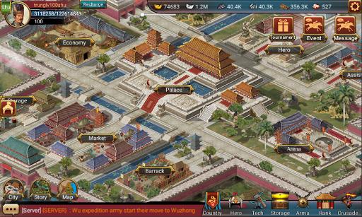 Three Kingdoms Original android2mod screenshots 2