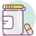 Pharmacy Technician Exam App icon