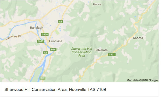Sherwood Hill Conservation Area Tasmania