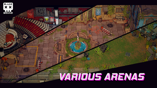 Rage Squad: Online PvP Brawl Game Apk Download For Android 6