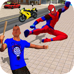 New Superhero Street Fighters Game Icon