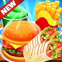 Cooking World - Food Fever & Restaurant Craze icon