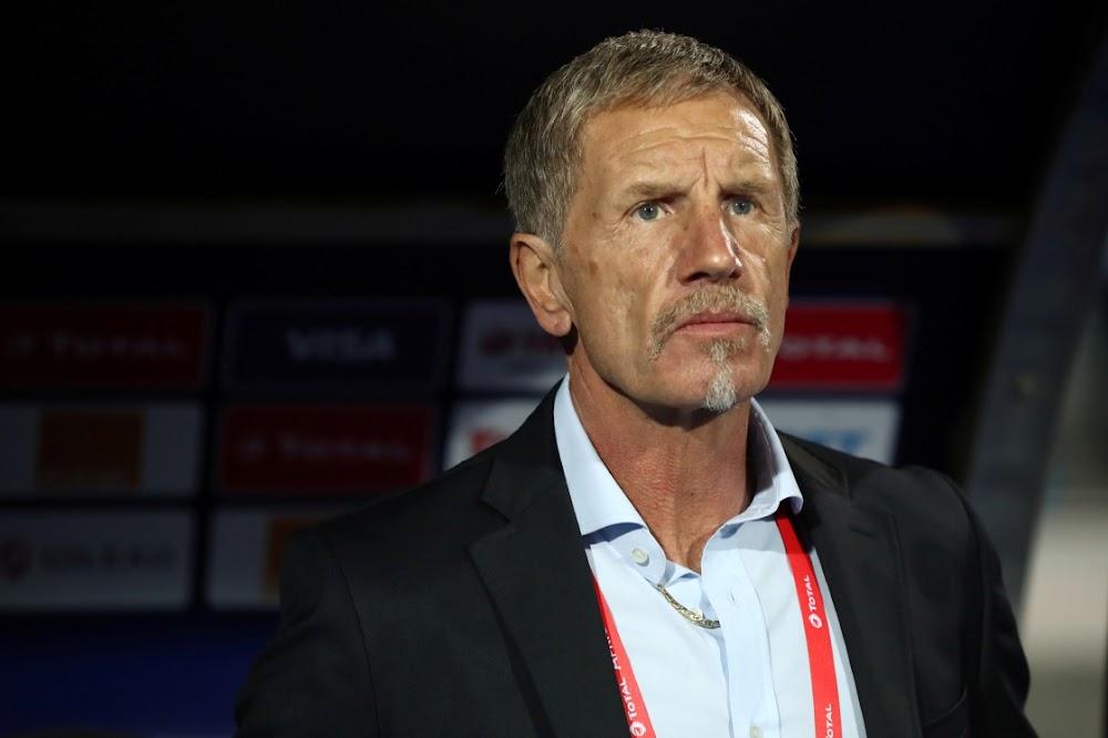 Iemand anders moet voortgaan met die werk, sê Stuart Baxter terwyl hy as Bafana-afrigter bedank