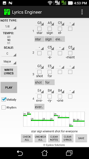 Lyrics Engineer Mod Apk 1
