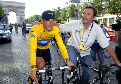 """Johan Bruyneel sloeg docu Lance Armstrong over: """"Geen zin om naar bleiters te kijken"""""""