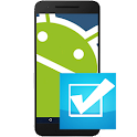 Phone health check - and Test icon