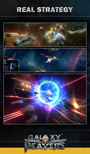 Galaxy Reavers - Starships RTS 1.2.19 androidappsheaven.com 20
