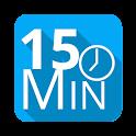 15 Minute Workout Free icon