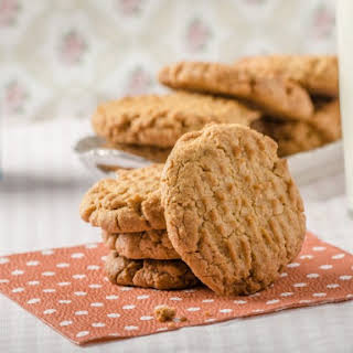 Oatmeal Peanut Butter Cookies.
