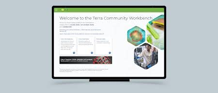 Terra slide show 01 - Get started with the Terra Community Workbench
