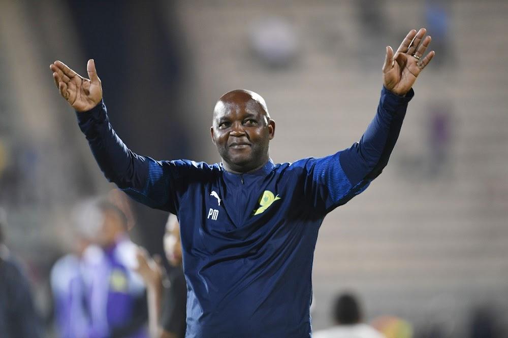 Mosimane gee 'n goeie rus vir Kaizer Chiefs om die ligatitel te verower