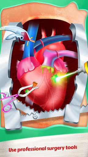 Heart Surgery Emergency Doctor 1.3 screenshots 4