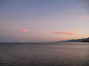 Photo: Dawn in Bay Bay, Leyte