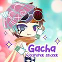 Gacha GL Cute Wallpaper Sticker icon