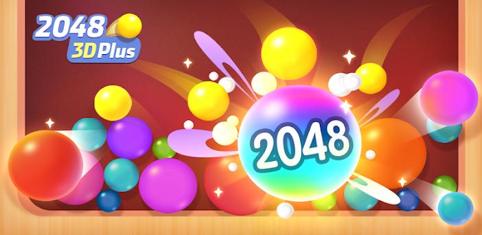 2048 3D Plus