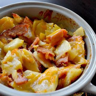 Ann's Ham and Potatoes