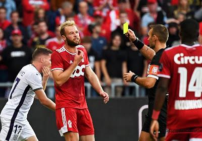 """Joao Klauss s'en prend à l'arbitre: """"Merci de détruire tous les matches du Standard"""""""