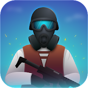Mental Gun 3D: Pixel Multiplayer