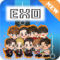 EXO Piano Tiles KPOP 2019 icon