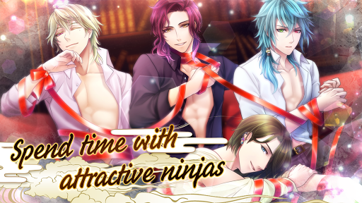 Ninja Shadow - otome game / dating sim #shall we 1.6.1 screenshots 2