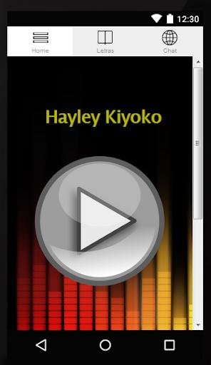 Lyrics Hayley Kiyoko