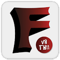 FHX Server X and A of COC New icon