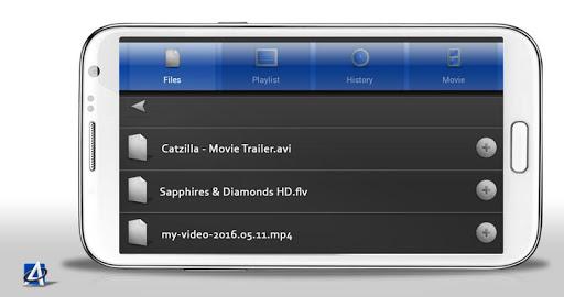 ALLPlayer Video Player 1.0.11 screenshots 8