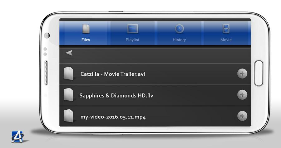 ALLPlayer Video Player- screenshot
