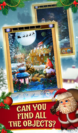 Christmas Hidden Object: Xmas Tree Magic 1.1.77b screenshots 3